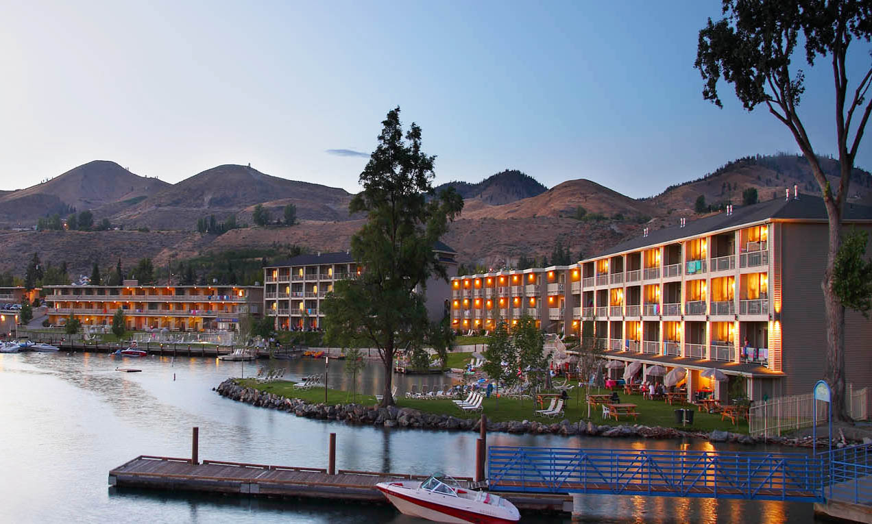 Image result for campbell's resort lake chelan