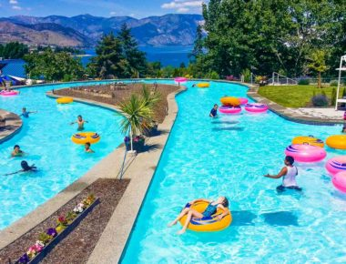 Labor Day Slidewater Package